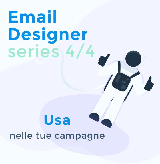 Email Designer Seires - Usa