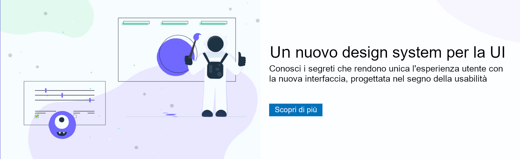 Nuovo design system